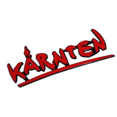 """Schriftzug  """"Kärnten"""""""