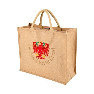 "Jute Shopper ""Tirol"""