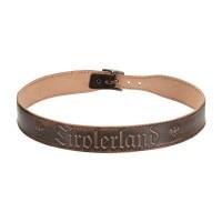 """Lederhutband """"Tirolerland"""""""
