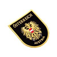 """Aufnäher """"Österreich"""""""
